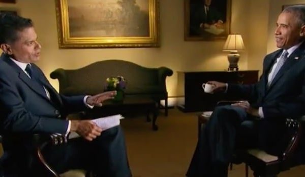 Barack Obama Surprised by Rise of ISIS [VIDEO]