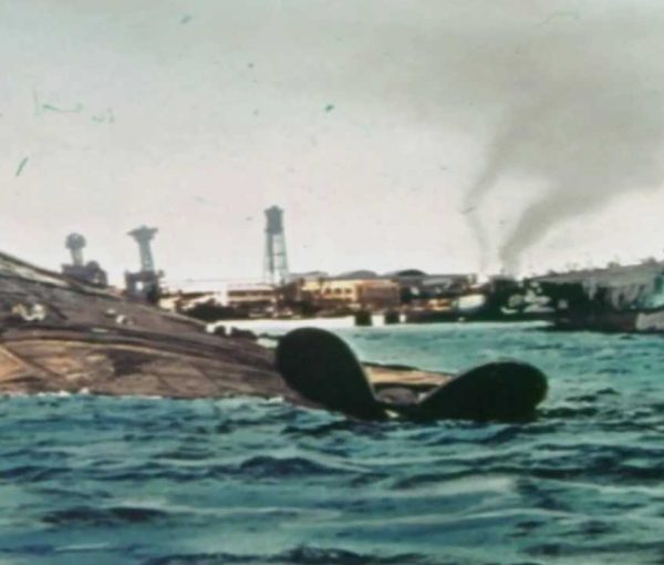 #PearlHarbor75: Remembering the USS Oklahoma and the USS Utah [VIDEO]