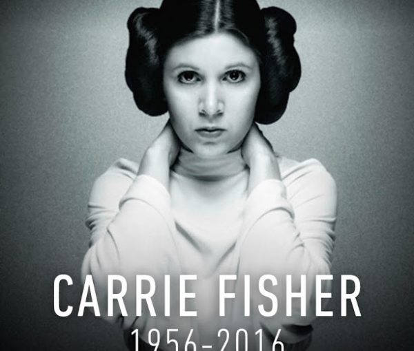 Goodbye Princess Leia [VIDEOS]