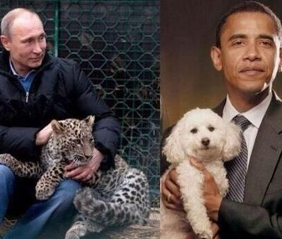 Putin's Poodle: Obama and his legacy