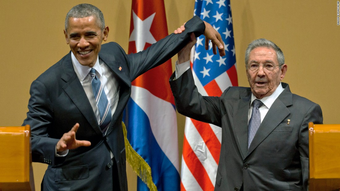 "Obama Throws Cubans Under The Bus With Immediate Stop To ""Wet Foot, Dry Foot"" Policy [VIDEO]"