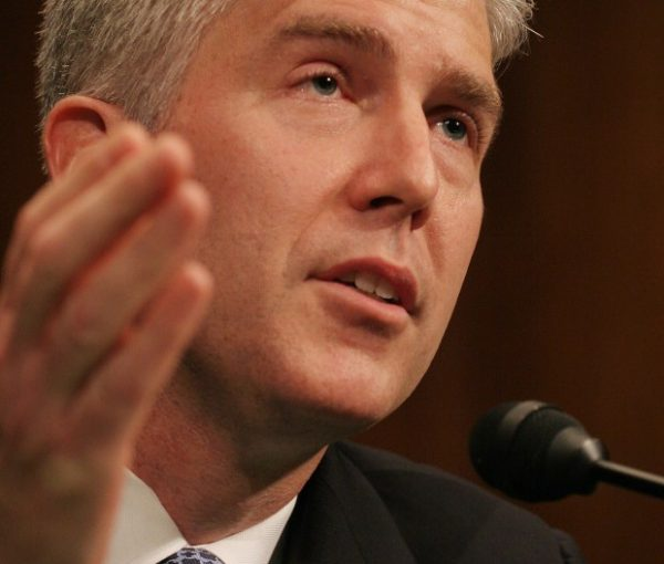 #SCOTUS: Trump Chooses Constitutional Originalist Neil Gorsuch For Supreme Court [VIDEO]