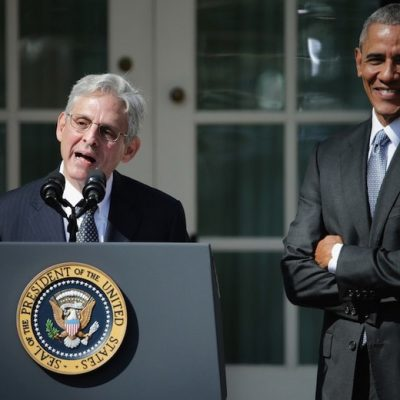 Tuesday Surprise? Obama Could Appoint Merrick Garland to SCOTUS During Senate