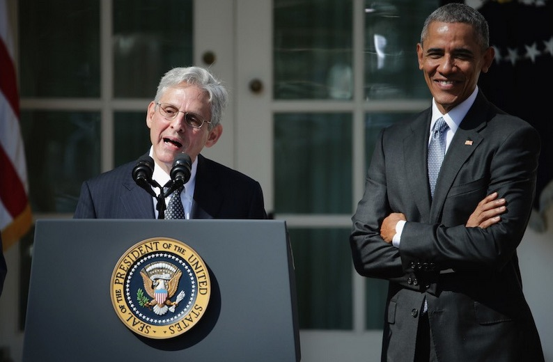"Tuesday Surprise? Obama Could Appoint Merrick Garland to SCOTUS During Senate ""Intersession Recess"""