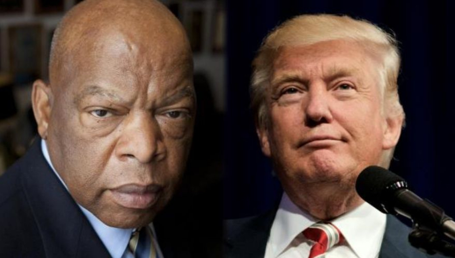 "Rep. John Lewis Has a History of Labeling Republican Presidents-Elect ""Illegitimate"""