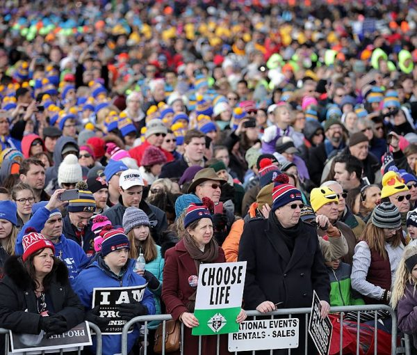 March for Life Proves Media Bias Again