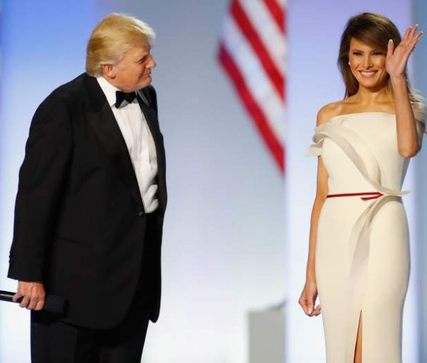 #Inauguration Style: Classy Elegant Fashion Takes A Front Row Seat [VIDEO]