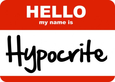 Thirteen Signs You Might Be a Hypocrite