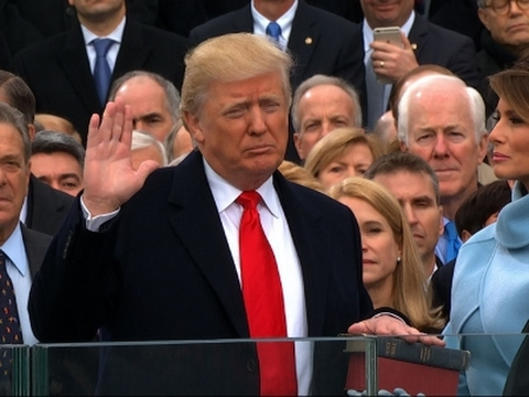"#Inauguration: The Speech Says ""America First"" [VIDEO]"