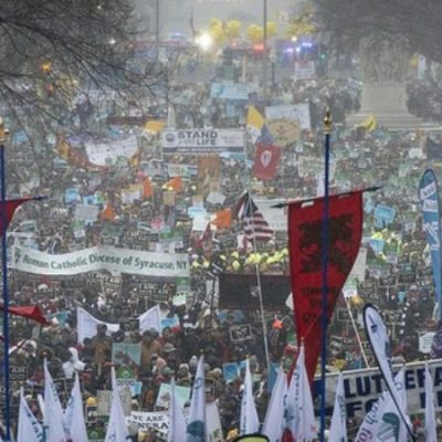 #MarchForLife:  The Steadfast Power of One Truth, One Voice [VIDEO]