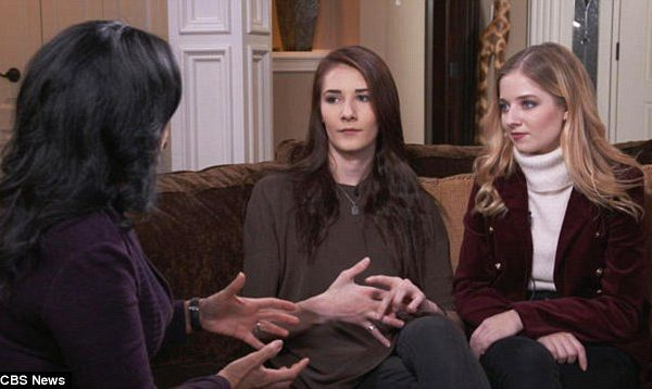 """#JackieEvancho's Transgender Sister Says It Is An """"Honor"""" For Her Sister To Sing At Trump Inauguration [VIDEO]"""