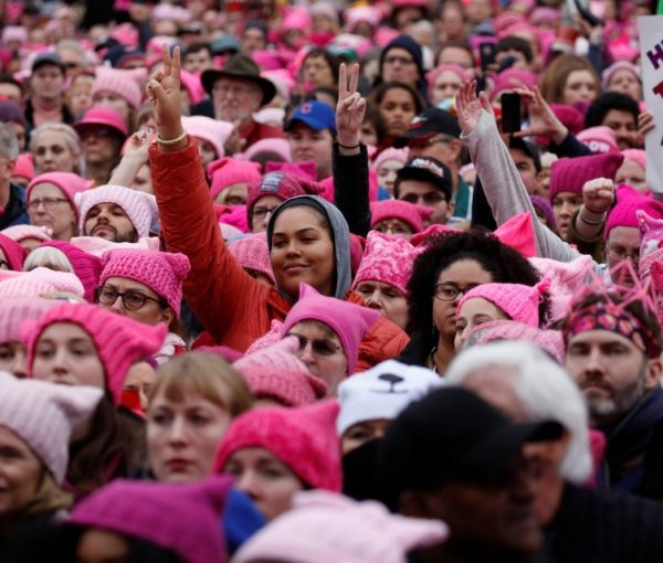 Women's Marches: Signs, Signs, Everywhere There's Signs