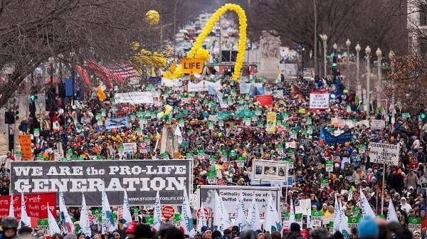 Watch the March for Life Online [LIVE FEED]