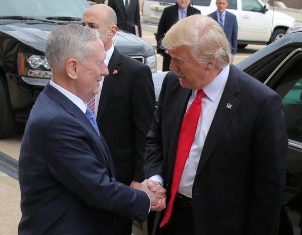 Trump defers to Mattis on torture [video]