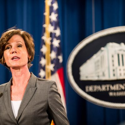 President Trump Had To Fire Sally Yates, And Here's Why [VIDEO]