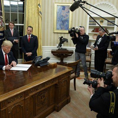 #PresidentTrump Signs Executive Order To