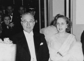 Trump and Truman: Daughters, Letters, Tweets and the Media