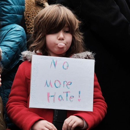 Washington College Offers Toddlers a Class on Being Good Little Liberals