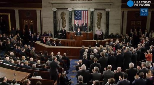 """Trump's Address: Proof That """"Maturity Rules""""in the Eyes of The Dems"""