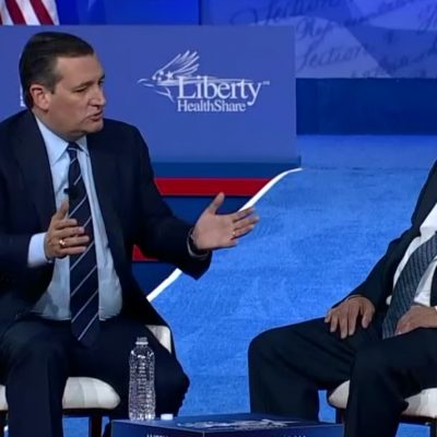 #CPAC2017: Ted Cruz and Mark Levin Rock the House [VIDEO]