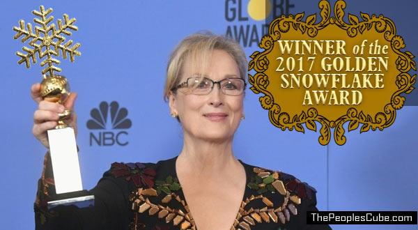 #Oscars: We Now Present, The Snowflake Awards!