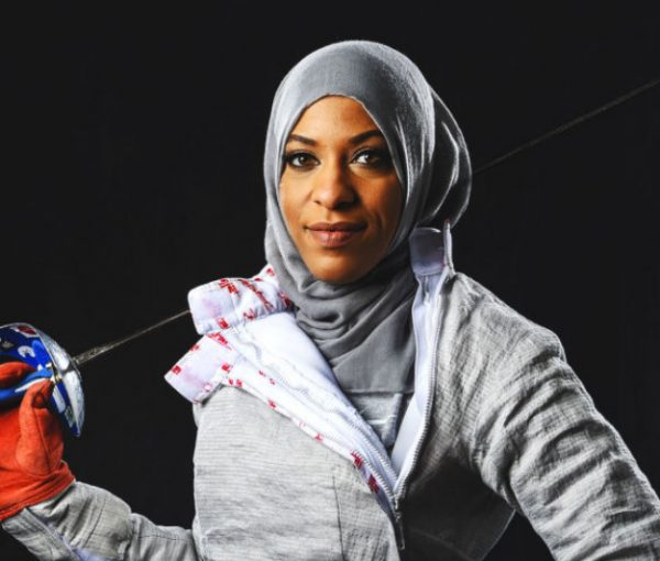 Olympian Ibtihaj Muhammad Insinuates She Was Detained Following Trump's Travel Ban…But There's Just One Problem