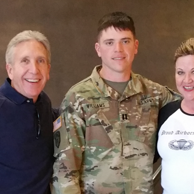 My Son Earned His Army Airborne Wings