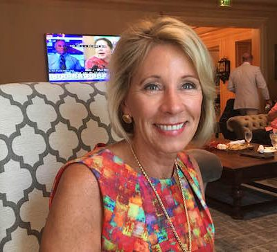 Betsy DeVos Is The New Education Secretary - Trumper Tantrum Fail