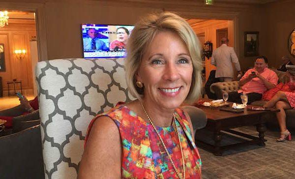 Betsy DeVos Is The New Education Secretary – Trumper Tantrum Fail