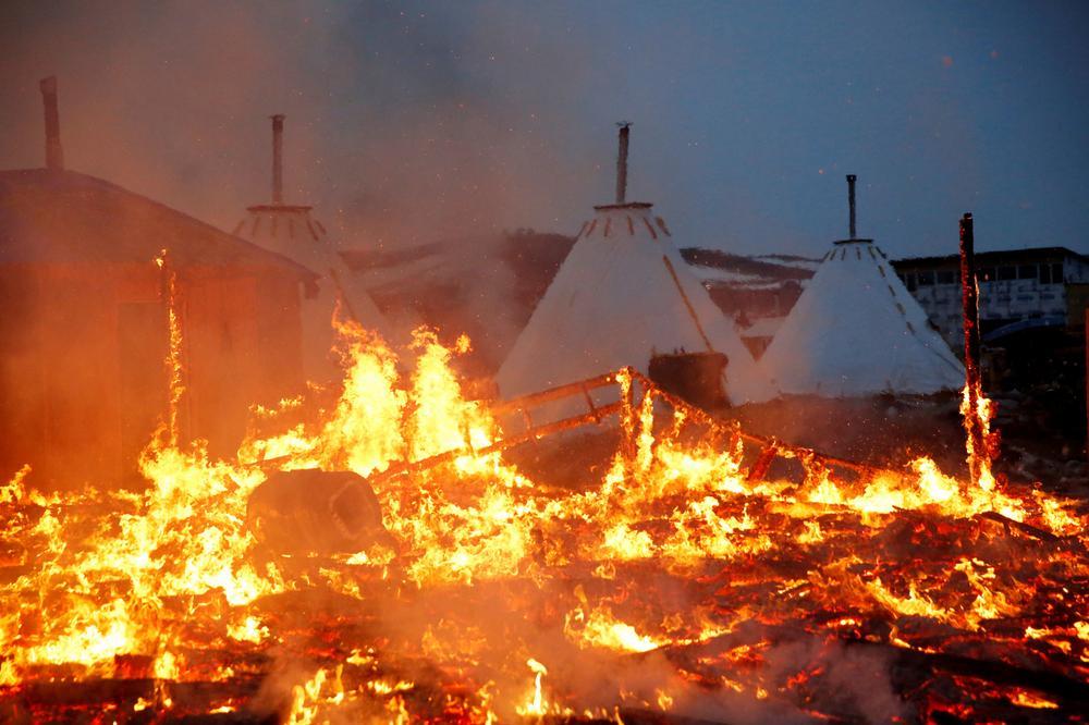 Hypocrisy Is Standing Rock #DAPL Protestors Creating Environmental Disaster [VIDEO]