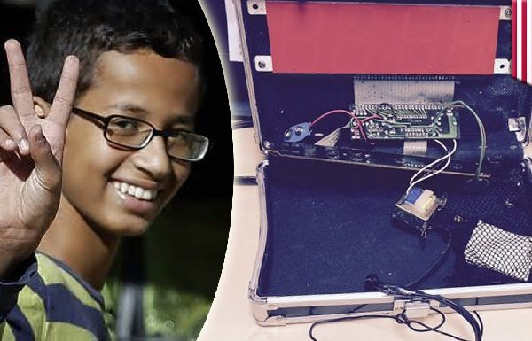 Clock Boy Gets Clocked in Texas Court [VIDEO]