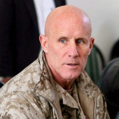 Vice Admiral Robert Harward Nixes Trump Offer of National Security Adviser.