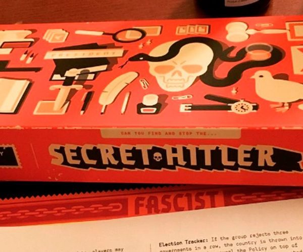 Hitler Game Sent to Senators Because Trump is Fascist or Something [VIDEO]