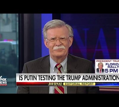 Will John Bolton Be The Next National Security Advisor? [VIDEO]