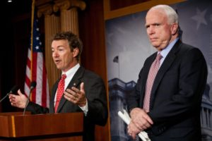 Rand Paul Staff Responds to McCain in Russian
