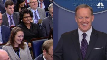 Spicer and the image of the Trump Presidency