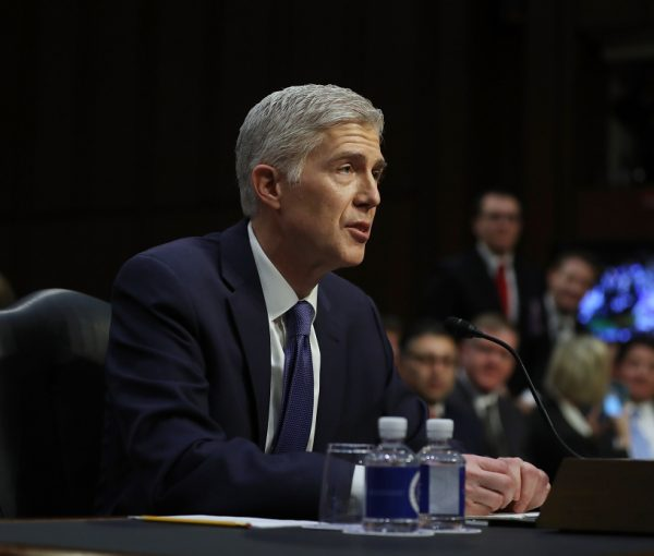 Judge Neil Gorsuch Opening Statement: Judicial Humability In Black Polyester [VIDEO]