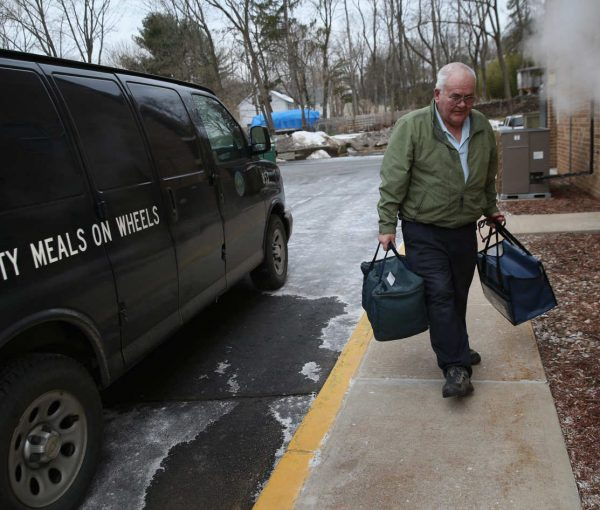 No, Meals On Wheels Will Not Have To Shut Down If Trump Budget Passes [VIDEO]