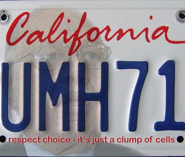 CA Dem Senator Submits Pro-Abortion License Plate Bill [VIDEO]
