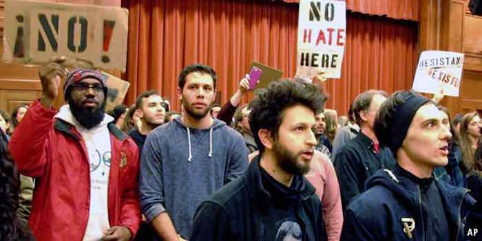 Thomas Sowell, Allison Stanger and The Middlebury College Mob