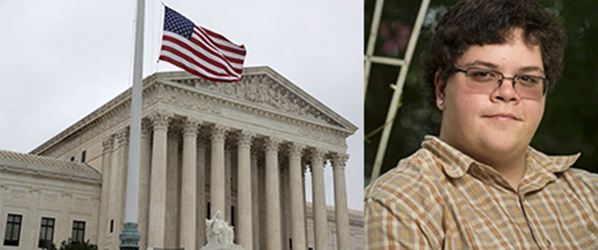 #SCOTUS Boots Gavin Grimm's Transgender Bathroom Case Back to Lower Courts