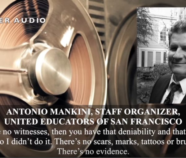 #ProjectVeritas: SF Teacher's Union Official On Leave After Admitting He Hit Students [VIDEO]