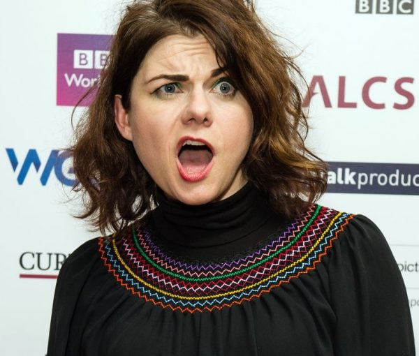 Feminist Caitlin Moran Says Girls Will Be Triggered By Male Authors [VIDEO]