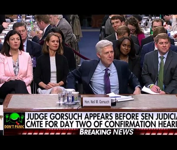 Democrats Deep In Politicking On #Gorsuch Nomination [VIDEO]