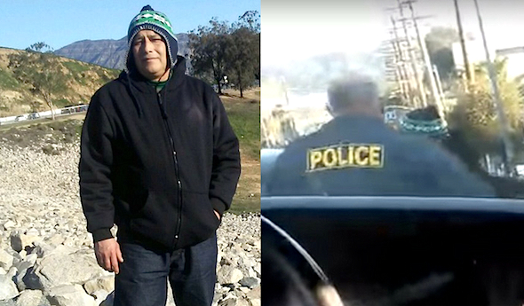 ICE Arrests Illegal Alien and His Daughter Captures It On Video. [VIDEO]