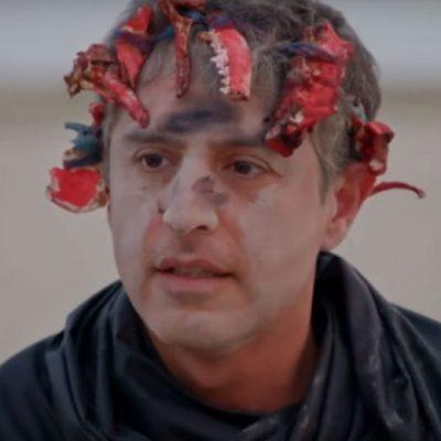 So a CNN Reporter Eats Human Brains on a Beach in India [VIDEO]