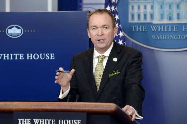 OMB Director Mick Mulvaney Handles the Media Like a Boss. [VIDEO]