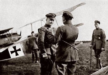 BuzzFeed Writer Wonders If the Red Baron Flew a Nazi Plane [VIDEO]
