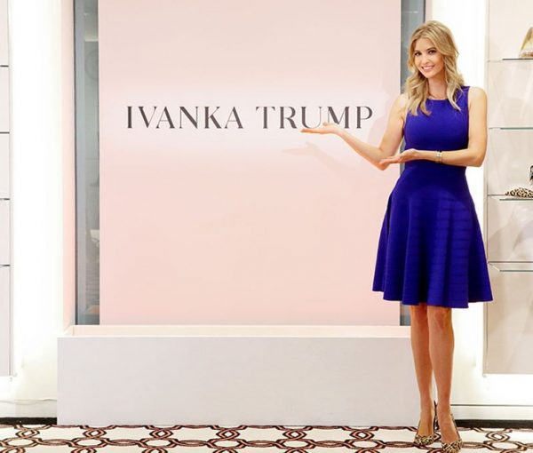 "San Francisco Fashion Company Files A ""Restraining Order"" on Ivanka Trump's Fashion Line"