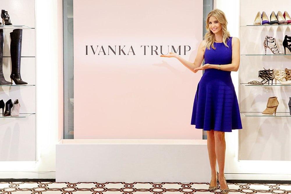 "San Francisco Fashion Company Files A ""Restraining Order"" on Ivanka Trump's Fashion Line"